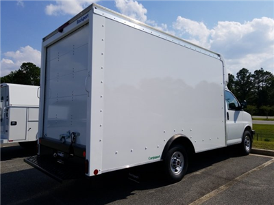 2018 Savana 3500 4x2,  Rockport Cargoport Cutaway Van #G03250 - photo 2