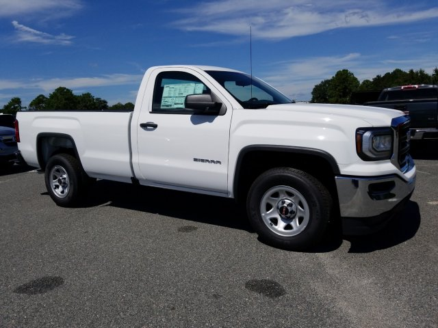 2018 Sierra 1500 Regular Cab 4x2,  Pickup #G03252 - photo 3