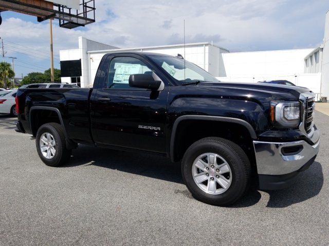 2018 Sierra 1500 Regular Cab 4x2,  Pickup #G03257 - photo 3