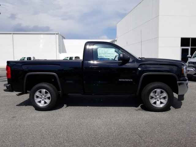 2018 Sierra 1500 Regular Cab 4x2,  Pickup #G03257 - photo 4