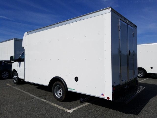 2018 Savana 3500 4x2,  Rockport Cargoport Cutaway Van #G03504 - photo 2