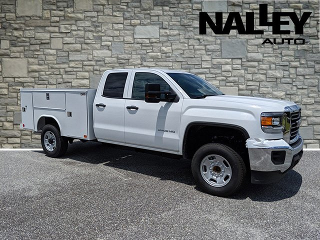 2019 Sierra 2500 Extended Cab 4x2,  Reading Service Body #G03650 - photo 1