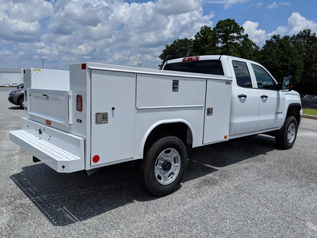 2019 GMC Sierra 2500 4x2, Reading Service Body #G03650 - photo 1