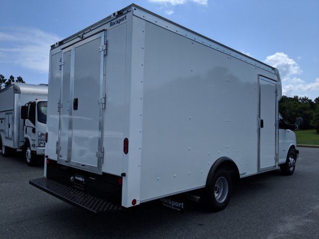 2019 Savana 3500 4x2, Rockport Cutaway Van #G03753 - photo 1