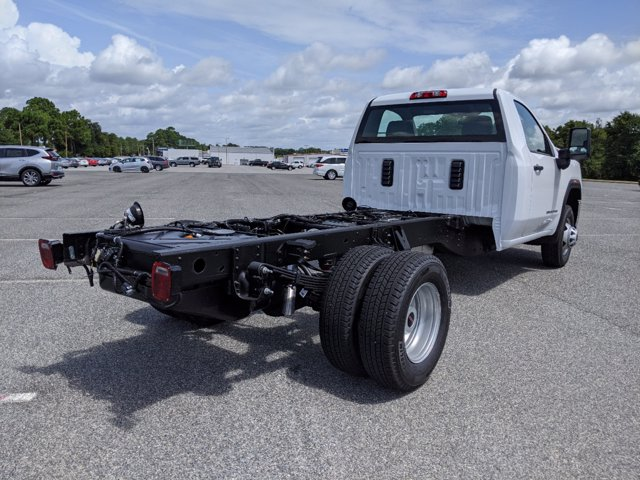 2020 GMC Sierra 3500 Regular Cab RWD, Cab Chassis #G04178 - photo 1