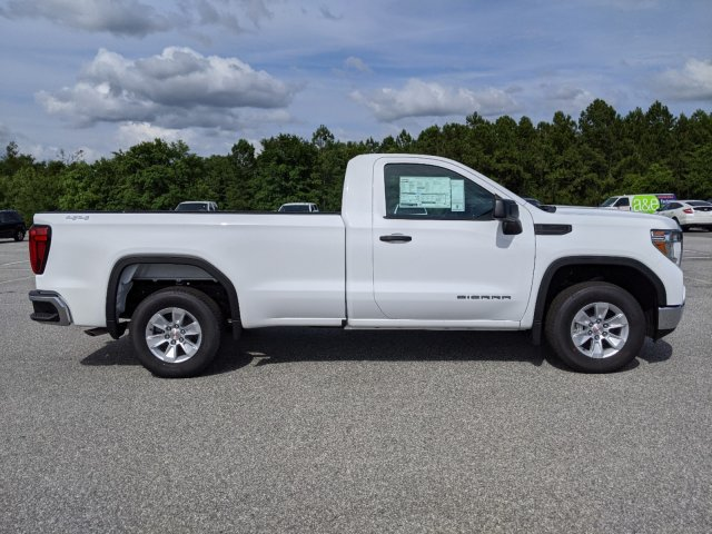 2020 GMC Sierra 1500 Regular Cab 4x4, Pickup #G10063 - photo 4