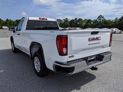 2020 GMC Sierra 1500 Regular Cab 4x4, Pickup #G10063 - photo 6