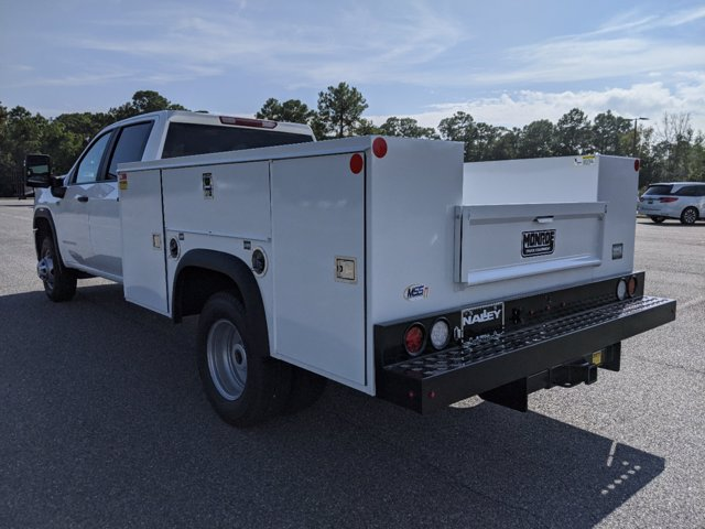 2020 GMC Sierra 3500 Crew Cab 4x2, Monroe MSS II Service Body #G10134 - photo 6