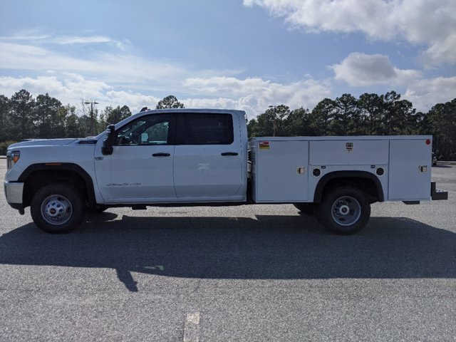 2020 GMC Sierra 3500 Crew Cab 4x2, Monroe MSS II Service Body #G10134 - photo 7