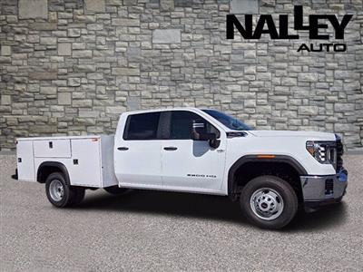 2020 GMC Sierra 3500 Crew Cab 4x2, Monroe MSS II Service Body #G10134 - photo 1