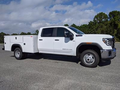 2020 GMC Sierra 3500 Crew Cab 4x2, Monroe MSS II Service Body #G10134 - photo 3