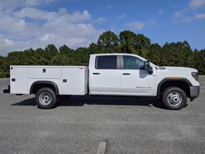 2020 GMC Sierra 3500 Crew Cab 4x2, Monroe MSS II Service Body #G10134 - photo 4