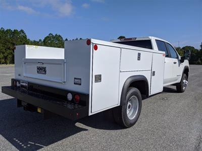 2020 GMC Sierra 3500 Crew Cab 4x2, Monroe MSS II Service Body #G10134 - photo 2
