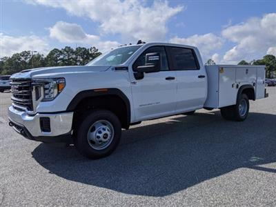 2020 GMC Sierra 3500 Crew Cab 4x2, Monroe MSS II Service Body #G10134 - photo 8
