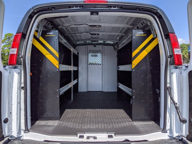 2020 GMC Savana 2500 RWD, Ranger Design Upfitted Cargo Van #G10151 - photo 1