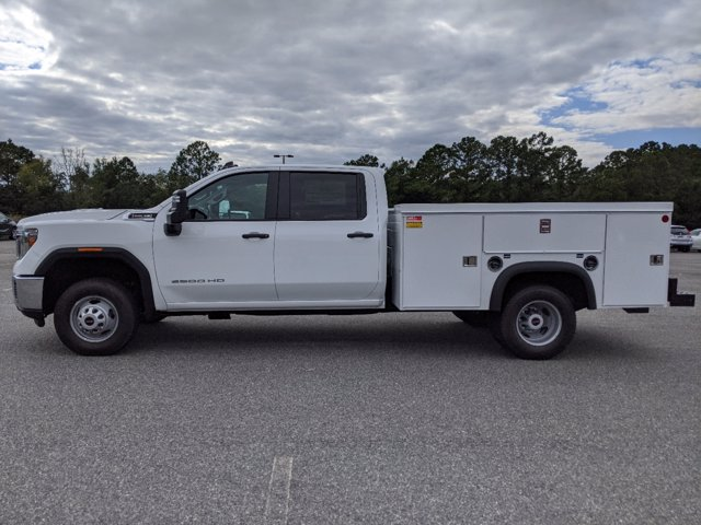 2020 GMC Sierra 3500 Crew Cab 4x2, Monroe MSS II Service Body #G10168 - photo 7