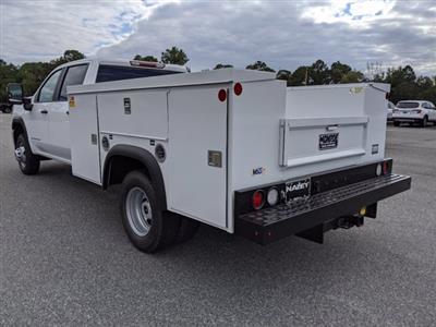 2020 GMC Sierra 3500 Crew Cab 4x2, Monroe MSS II Service Body #G10168 - photo 6