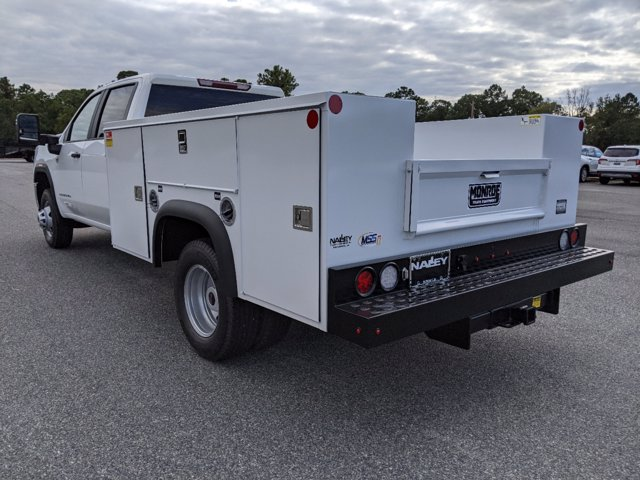 2020 GMC Sierra 3500 Crew Cab 4x2, Monroe MSS II Service Body #G10197 - photo 6