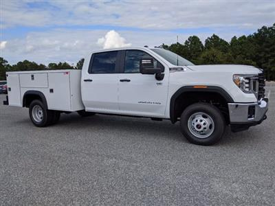 2020 GMC Sierra 3500 Crew Cab 4x2, Monroe MSS II Service Body #G10197 - photo 3