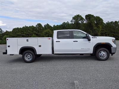 2020 GMC Sierra 3500 Crew Cab 4x2, Monroe MSS II Service Body #G10197 - photo 4