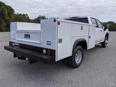2020 GMC Sierra 3500 Crew Cab 4x2, Monroe MSS II Service Body #G10197 - photo 2