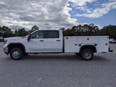 2020 GMC Sierra 3500 Crew Cab 4x2, Monroe MSS II Service Body #G10197 - photo 7