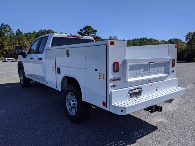 2020 GMC Sierra 2500 Double Cab 4x4, Reading SL Service Body #G10244 - photo 6
