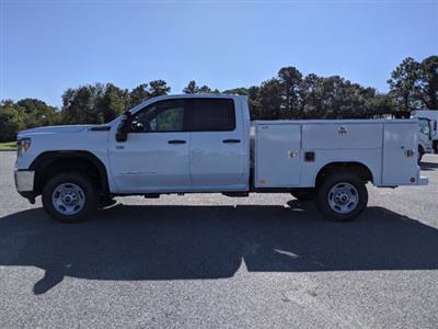 2020 GMC Sierra 2500 Double Cab 4x4, Reading SL Service Body #G10244 - photo 7