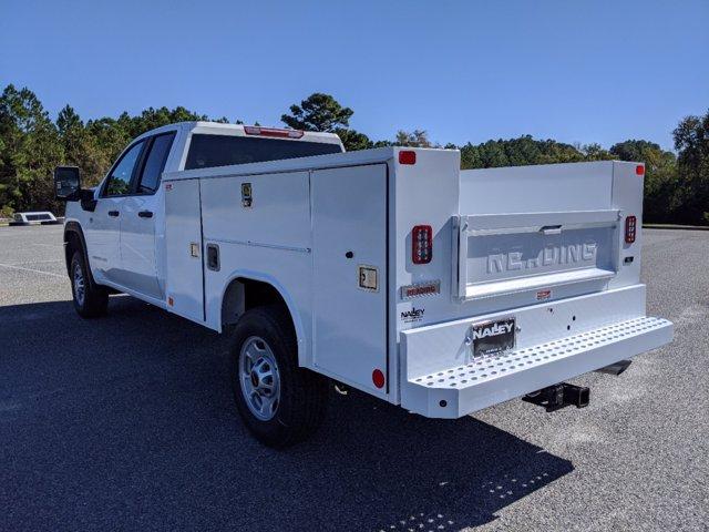 2020 GMC Sierra 2500 Crew Cab 4x4, Reading SL Service Body #G10247 - photo 6