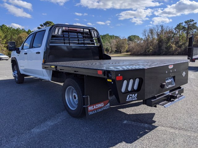 2020 GMC Sierra 3500 Crew Cab 4x2, CM Truck Beds RD Model Platform Body #G10249 - photo 6