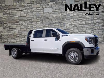 2020 GMC Sierra 3500 Crew Cab 4x2, CM Truck Beds RD Model Platform Body #G10249 - photo 1