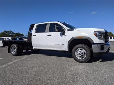 2020 GMC Sierra 3500 Crew Cab 4x2, CM Truck Beds RD Model Platform Body #G10249 - photo 3