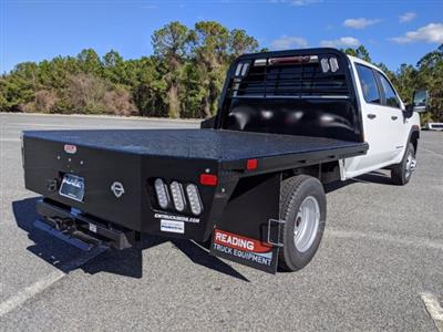 2020 GMC Sierra 3500 Crew Cab 4x2, CM Truck Beds RD Model Platform Body #G10249 - photo 2