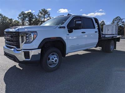 2020 GMC Sierra 3500 Crew Cab 4x2, CM Truck Beds RD Model Platform Body #G10249 - photo 8