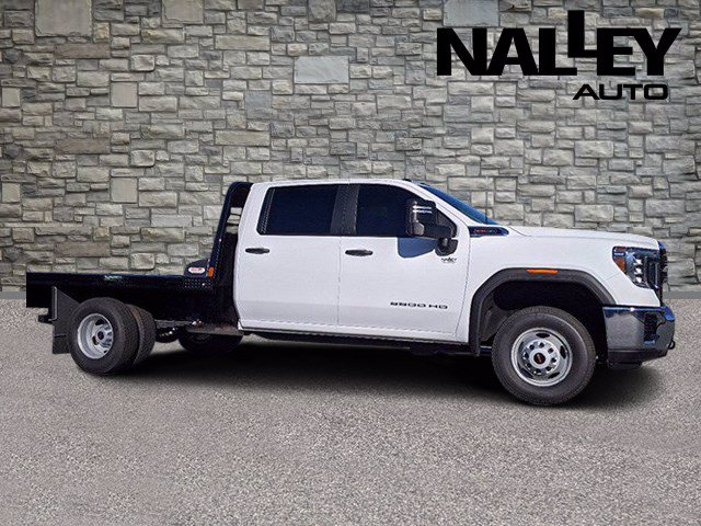 2020 GMC Sierra 3500 Crew Cab 4x4, CM Truck Beds RD Model Platform Body #G10254 - photo 1
