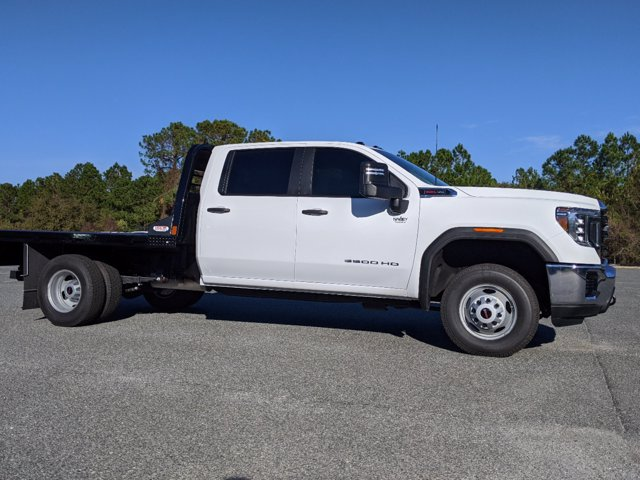 2020 GMC Sierra 3500 Crew Cab 4x4, CM Truck Beds RD Model Platform Body #G10254 - photo 3