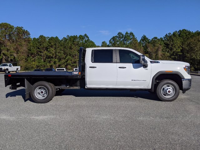 2020 GMC Sierra 3500 Crew Cab 4x4, CM Truck Beds RD Model Platform Body #G10254 - photo 4