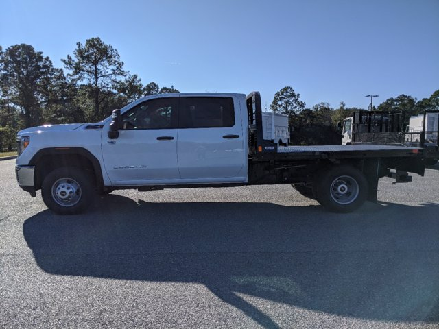 2020 GMC Sierra 3500 Crew Cab 4x4, CM Truck Beds RD Model Platform Body #G10254 - photo 7