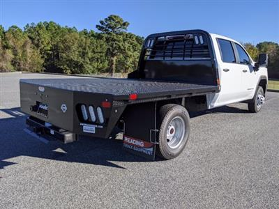 2020 GMC Sierra 3500 Crew Cab 4x4, CM Truck Beds RD Model Platform Body #G10254 - photo 2