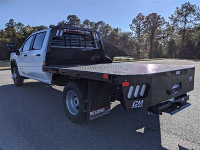 2020 GMC Sierra 3500 Crew Cab 4x4, CM Truck Beds RD Model Platform Body #G10254 - photo 6