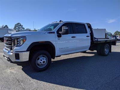 2020 GMC Sierra 3500 Crew Cab 4x4, CM Truck Beds RD Model Platform Body #G10254 - photo 8