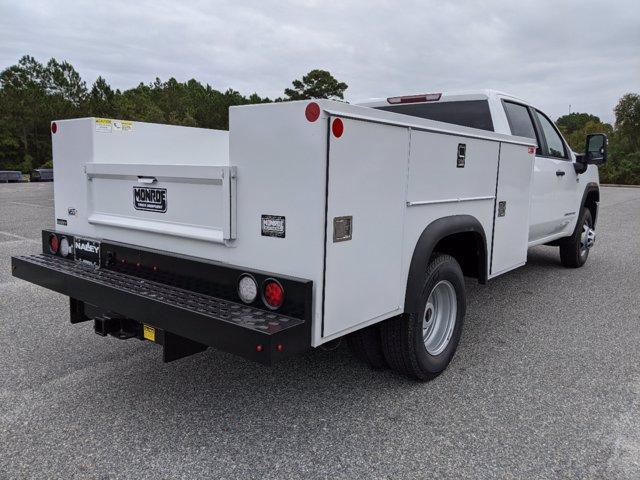 2020 GMC Sierra 3500 Crew Cab 4x4, Monroe MSS II Service Body #G10256 - photo 2