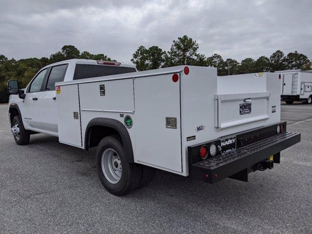 2020 GMC Sierra 3500 Crew Cab 4x4, Monroe MSS II Service Body #G10256 - photo 6