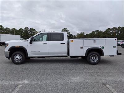 2020 GMC Sierra 3500 Crew Cab 4x4, Monroe MSS II Service Body #G10256 - photo 7