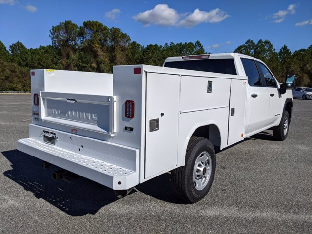 2020 GMC Sierra 2500 Crew Cab 4x4, Reading Service Body #G10268 - photo 1