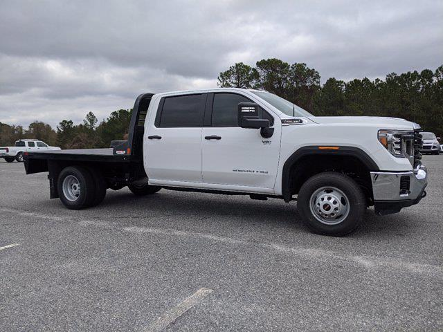 2020 GMC Sierra 3500 Crew Cab 4x2, CM Truck Beds Platform Body #G10339 - photo 3