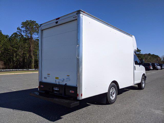 2021 GMC Savana 3500 4x2, Supreme Spartan Cargo Cutaway Van #G10410 - photo 2