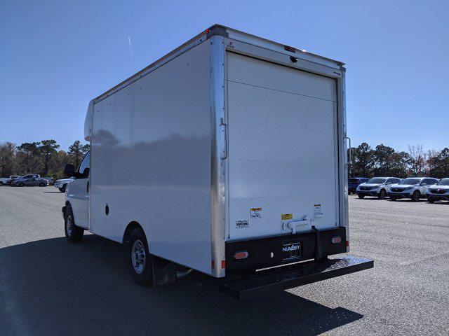 2021 GMC Savana 3500 4x2, Supreme Spartan Cargo Cutaway Van #G10410 - photo 6