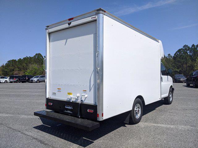 2021 GMC Savana 3500 4x2, Supreme Spartan Cargo Cutaway Van #G10411 - photo 2