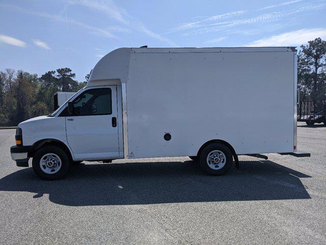 2021 GMC Savana 3500 4x2, Supreme Spartan Cargo Cutaway Van #G10411 - photo 7